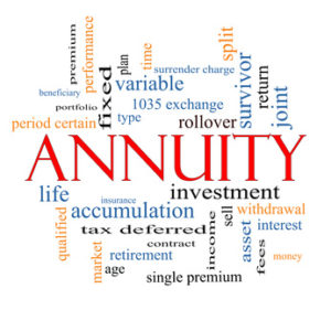 Annuities and Retirement Stewardship – Part 1