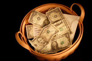 Tithing and Giving in Retirement