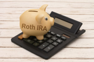 Roth IRAs, Roth Conversions, and the New Tax Law