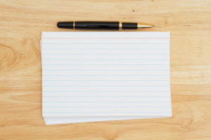 All You Need to Know About Personal Finance on a 3 x 5 Inch Index Card – Really?